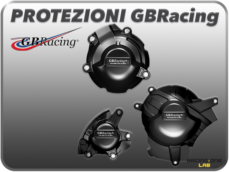 Kit Cover carter protection with alternator cover, clutch cover & pulse cover